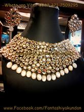 polki Kundan Jewellery