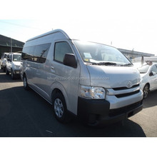 2015 NEW TOYOTA HIACE COMMUTER 15 SEATER SUPER GL DIESEL