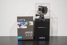 100% Original Go pro Hero 4 Black Edition with Remote Wifi Action Camera Sport Camera