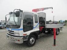 Used (RHD) Isuzu Forward 3.4 Ton Crane truck PA-FRR34L4 2010