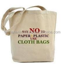Eco friendly reusable cotton shopping bag & cottoncanvas bag wholesale