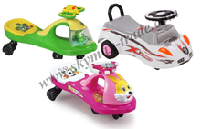 Good Quality Plastic Swing Toy Car