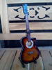John Mayer Accoustic Epiphone Texan Miniature Guitar A21 Export Quality With Stand