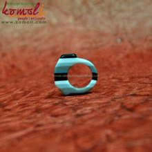 Custommade Customized Resin, Acrylic, Lucite Handmade Finger Rings, Bracelet, Bangles, Cuffs