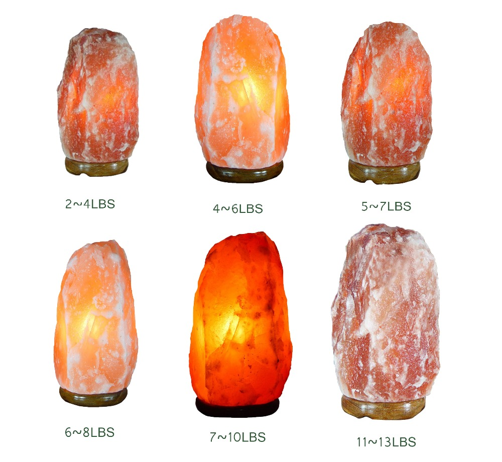 New Crystal Salt Himalayan Natural Rock Salt Lamp Asthma Allergy Relief - Buy Salt Lamps Product ...