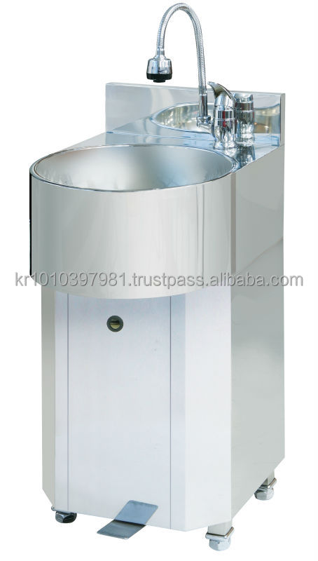 Hand cleaning unit, hand wash sink foot pedal, hand wash basin ...