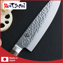 KAI and Best Craftsmenship japanese chef knife with traditional knife making