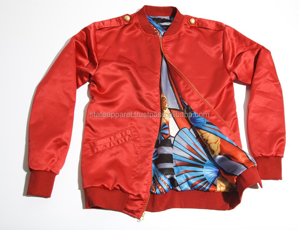 Buy satin jackets