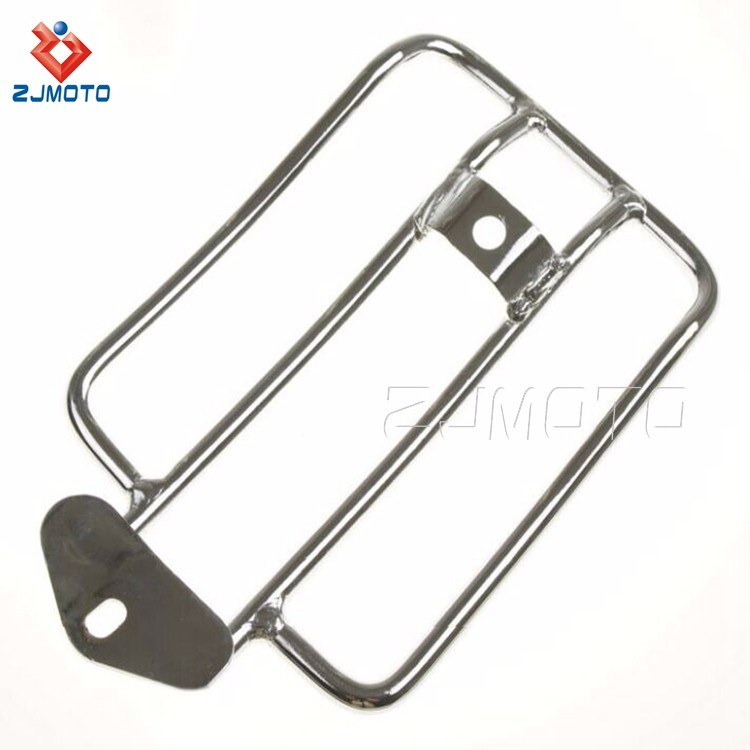 Accessories for Harley-Davidson Sportster Series Motorcycle Stainless Steel Luggage Rack Luggage Crrier Motorcycle Luggage Rack (2).jpg