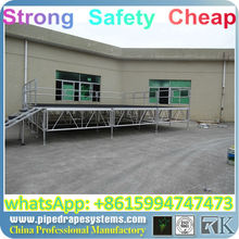 BEST roof truss,simple stage aluminum for wedding
