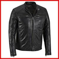 custom versity Leather Jacket 4 RIZWAN WORLD