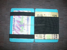PU Leather Magic Wallet / Supplier Of Faux Leather Magic Wallet / Imitation Leather Magic Wallet
