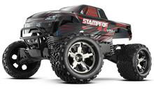Truck RC Remote Control Black 4WD