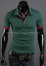 2015 Top Quality Man's Clothing, Short Sleeve Mens Polo Shirt, fashion mens polo shirts