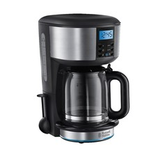 RUSSELL HOBBS BUCKINGHAM COFFEE MAKER 20680