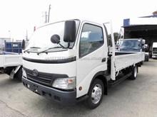 Usado Toyota Dyna caminhão 3.5 ton PB-XZU413 2007