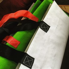 Multi color printed pp woven bag /Bopp laminated pp woven bag