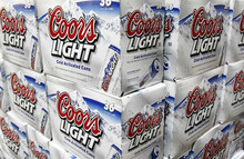 Coors Light Beer 355ml