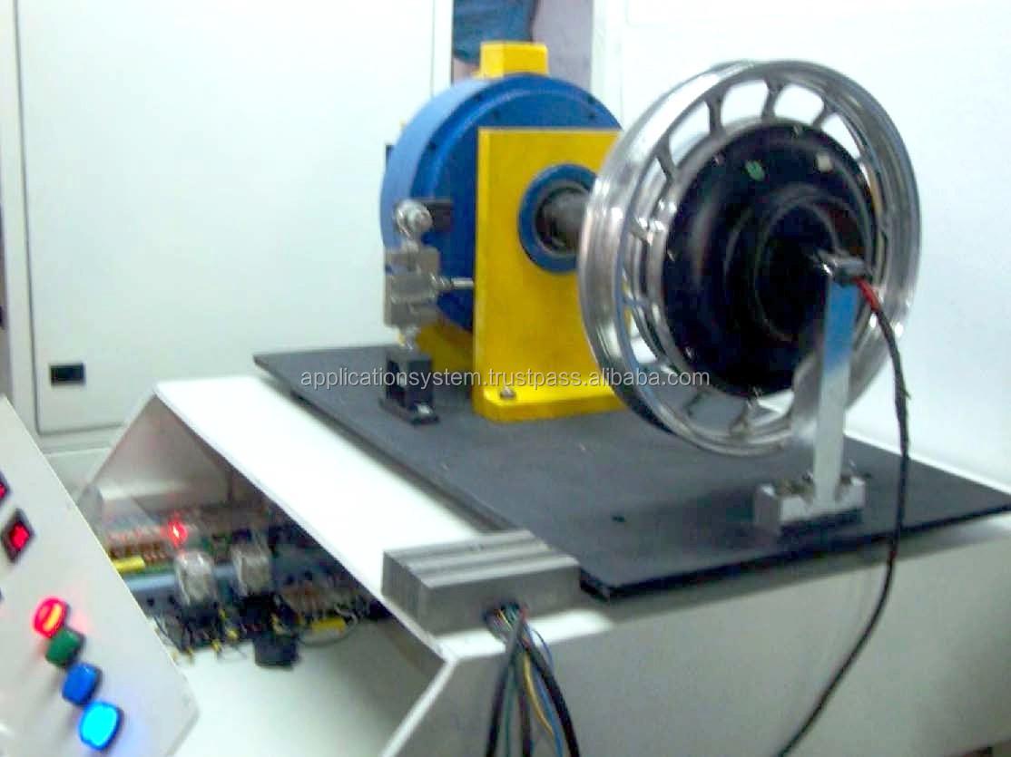 Bldc Hub Motor Testing