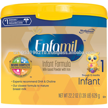 Enfamil premium fórmula infantil- polvo- 22.2 oz tina