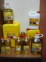 REFINED SUNFLOWER OIL (RUSSIAN ORIGIN)