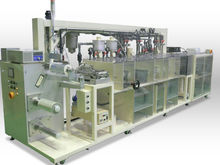 High-precision conveyance technology film cleaner electronic equipment