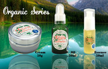 """Japanese standard organic cosmetic """"Belle Coeur Organic Series Set"""" for all age"""