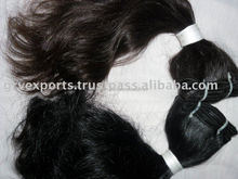 100%cheap humn hair from india