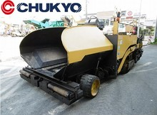 Japanese Used Asphalt Finisher Hanta F50W 5.0m Paving Wide For Sale