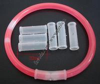 Plastic Glow Sti mixed colors 200x5mm Length:Appr 7.8 Inch 50Boxes/Lot 100PCs/B Sold By Lot