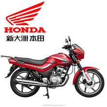 Honda 125 cc motorcycle SDH(B2)125-50 with Honda patented electromagnetic locking system