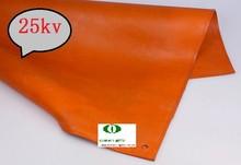 10kv 25kv 35kv electric insulation blanket rubber blanket
