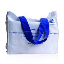Fashionable Unique Cotton Canvas Tote Bag From Viet Nam Factory