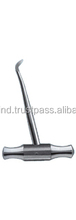 detech-ind/Elevator , right point/ Root Elevator Lindo Leiven Elevators Left Right+Straight for Dentists 11602