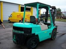 Mitsubishi FD 35 T Forklift - Stock no:11204