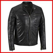 Suzuki White Motorbike CE Protected Leather Jacket