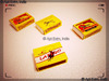 Safety wooden matches with attractive Buyer Brand Designs