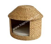 Pet Bed in Vietnam / Handicraft Antique Design Pet House - HS 4450