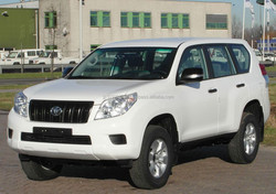 USED CARS - TOYOTA LAND CRUISER PRADO TX 9 4X4 (LHD 820577)