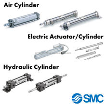 Relialbe and Low-cost cylinder block SMC with Accurate made in Japan