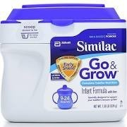 Similac... Go & Grow Infant Formula with Iron, Powder, 9-24 Months - 22 oz