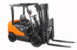 DOOSAN 3 TON FORKLIFT Diesel Forklift D30G SALE !!