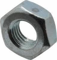 Hex Machine Screw Nut
