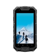 the top sale rugged waterproof phone android 4.2 MTK6589 quad core dual SIM 3G WCDMA smartphone 4.5inch 1GB+4GB SNOPOW M8