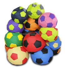 Sport S football beanbag kids ball colour chair