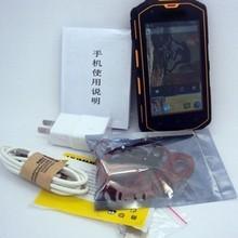 high quality phone mobile waterproof 4.0inch 412MB+4GB MTK6572 dual core smartphone dual SIM GPS WIFI BT rugged phone hummer h5