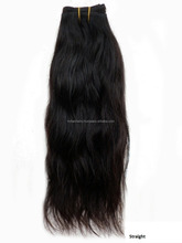 Factory Direct Sale Double Drawn Wholesale Virgin Indian Remy Hair