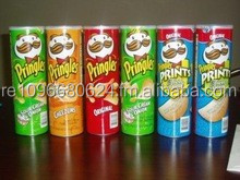 100% Authentic...Pringles (169g) (40g).... Made in USA....NEW....2015