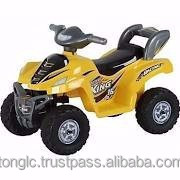 Discount is available on Little Kids Ride on ATV - Yellow