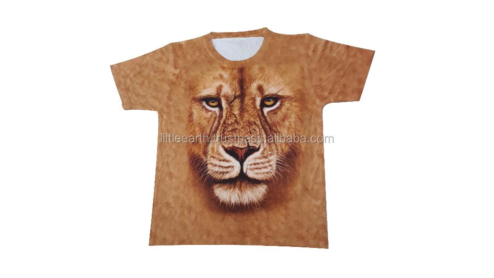 High quality 3d printed t shirt buy full print t shirt for High quality printed t shirts
